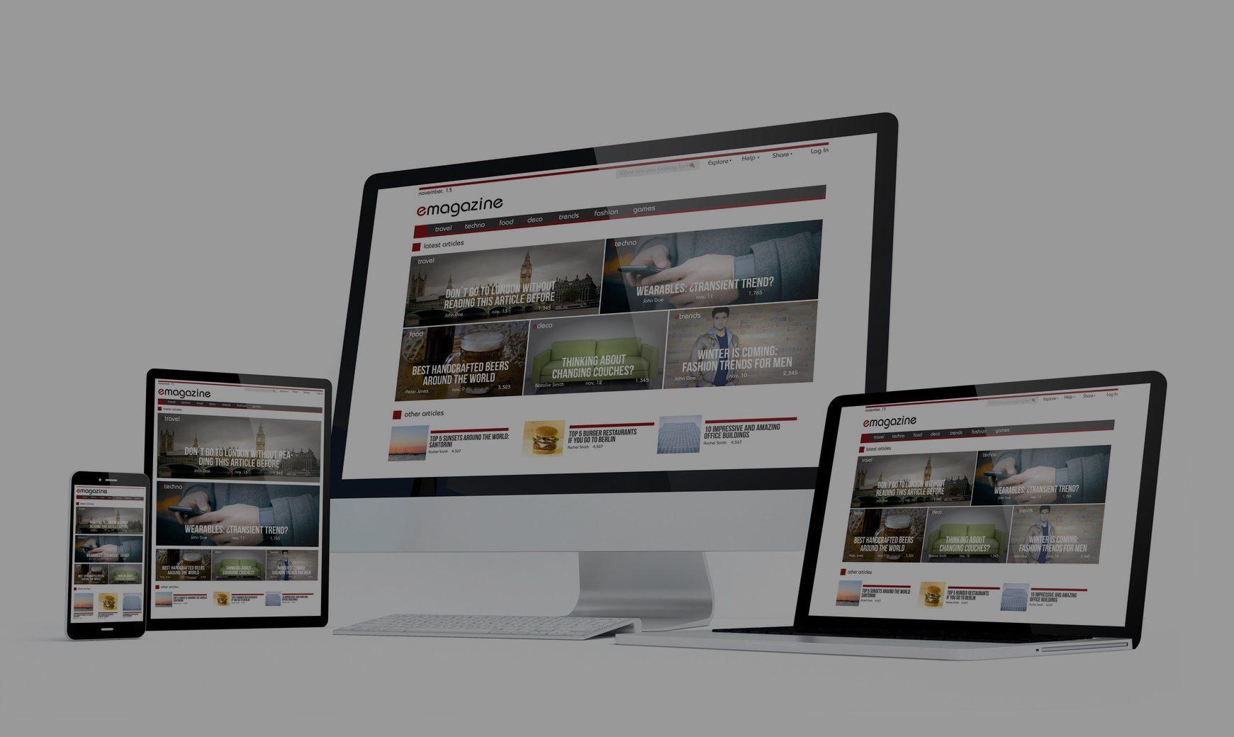 Portal internetowy