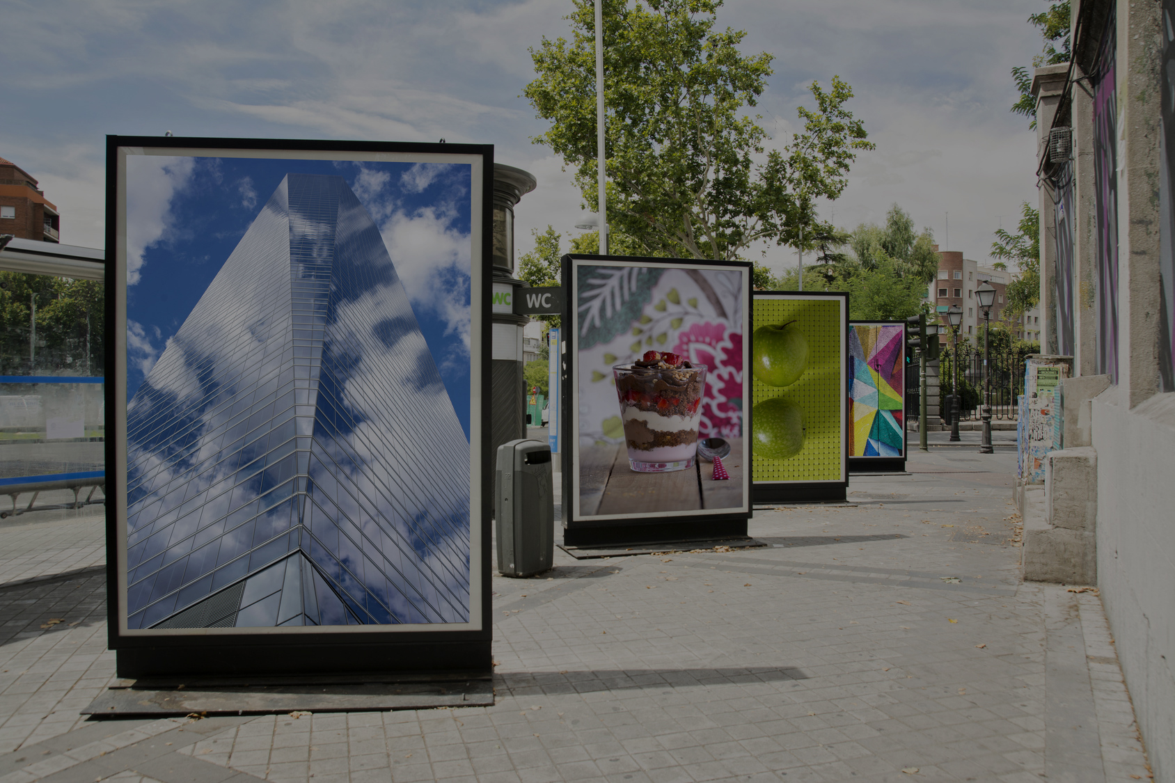 Outdoor and print