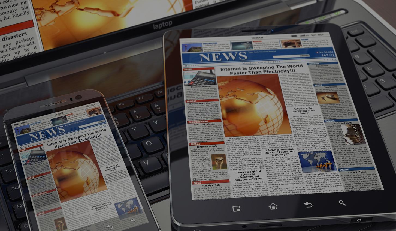 Online ads on theme websites